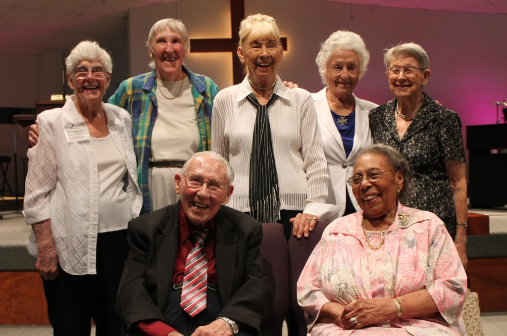 RUCC Honors their Nonagenarians (90+)